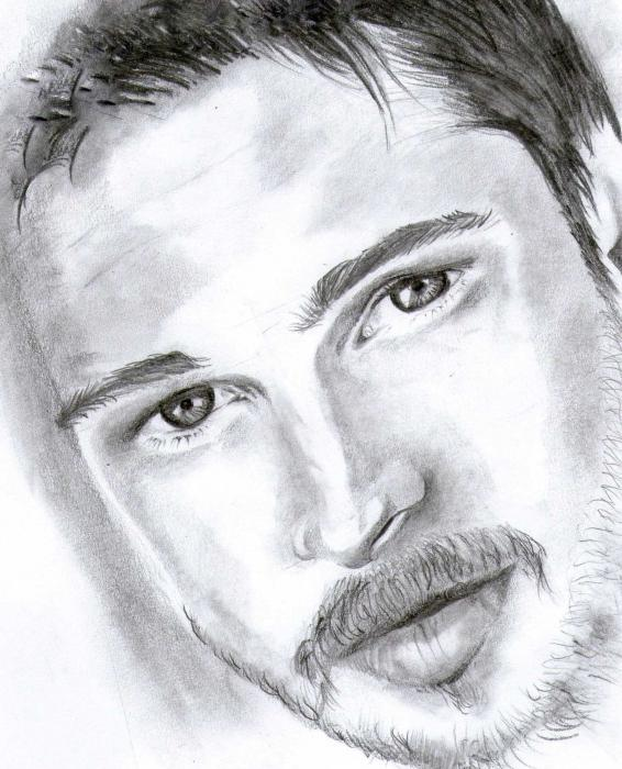 Brad Pitt by petraneon